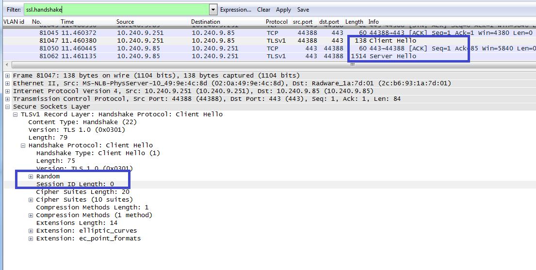 Decrypting SSL Session